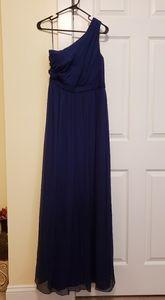 J Crew Navy Bridesmaids Dress